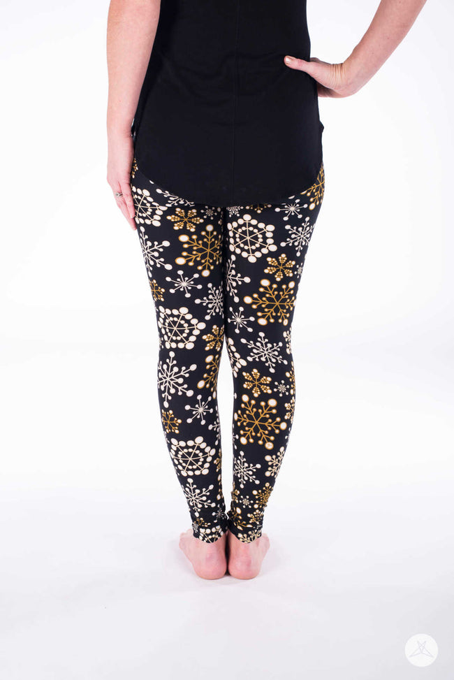 Golden Oldies Petite leggings - SweetLegs