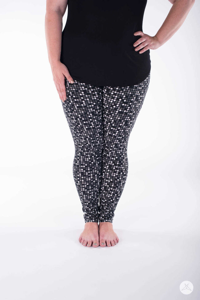 Sequence Plus leggings - SweetLegs