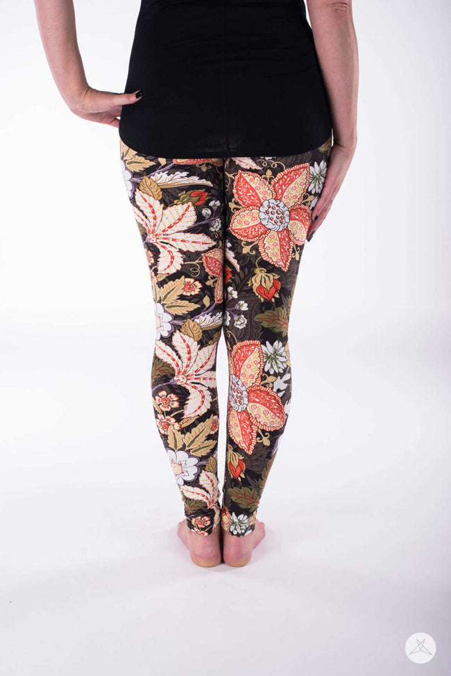 Royal Autumn leggings - SweetLegs