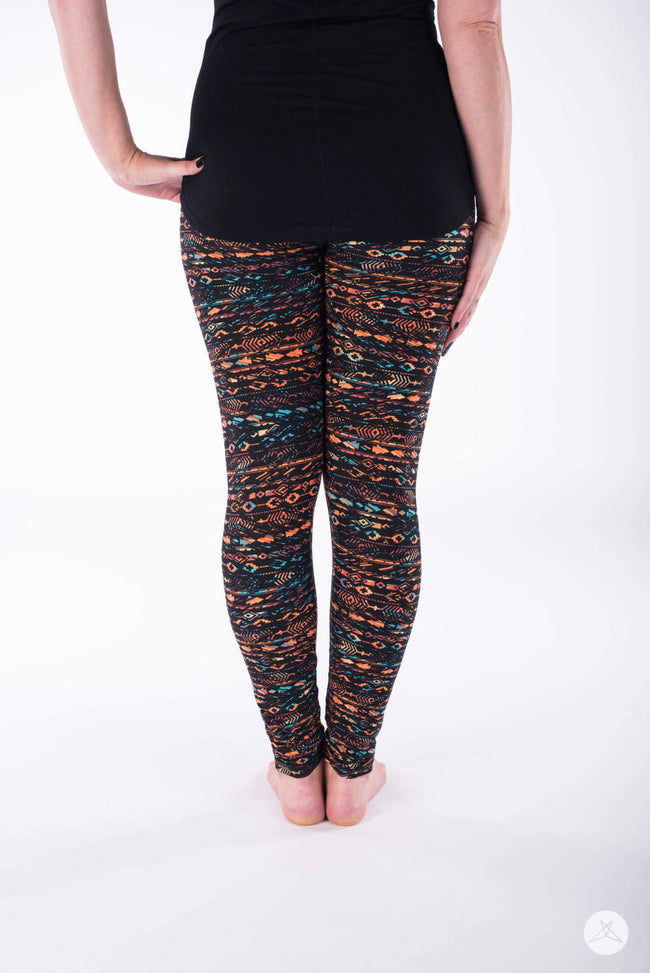 Twisted Crush leggings - SweetLegs