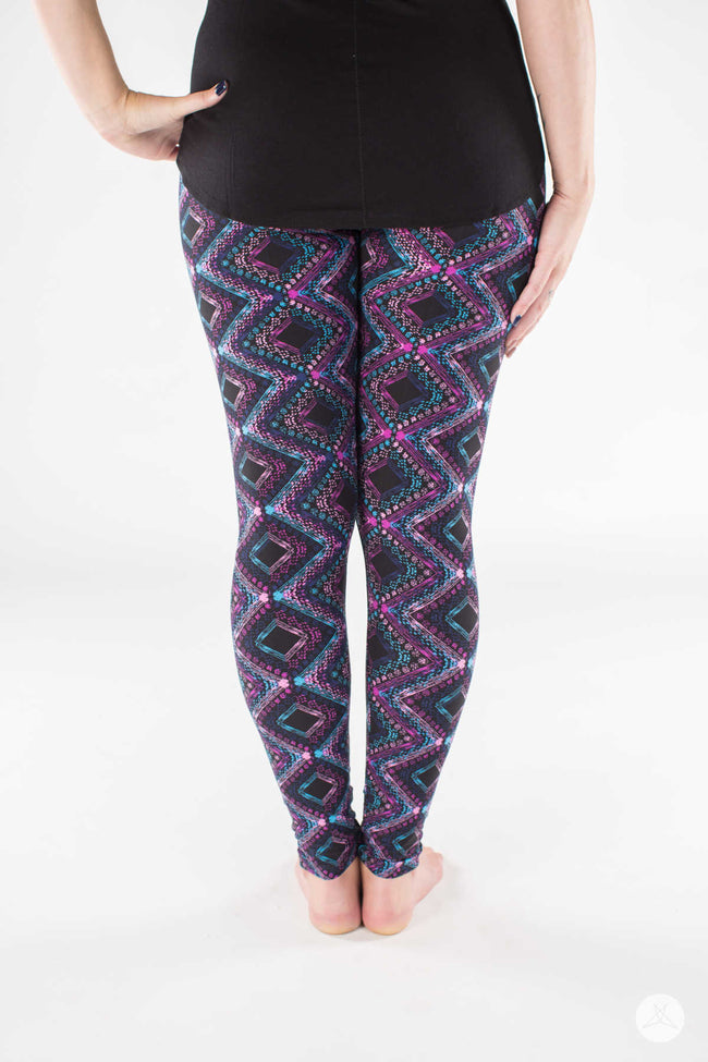 Sedona Sky leggings - SweetLegs