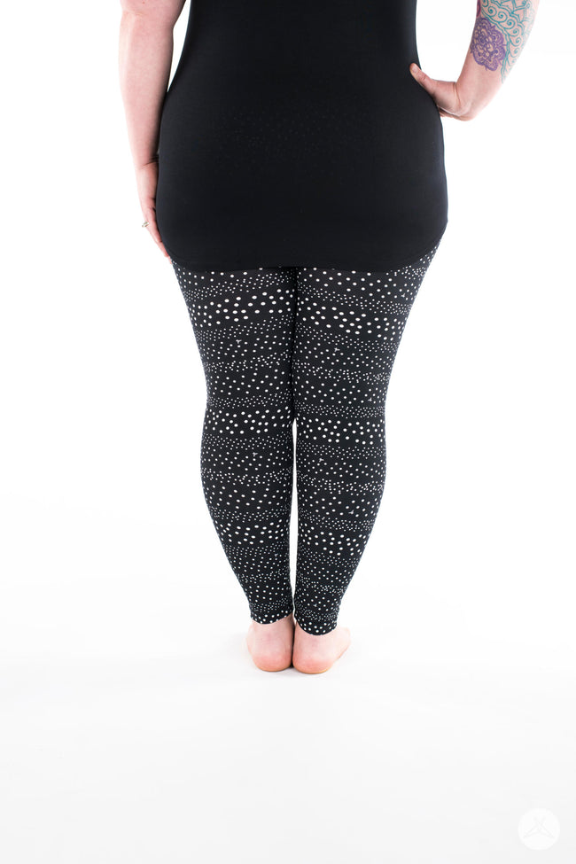 Miami Dice Plus leggings - SweetLegs
