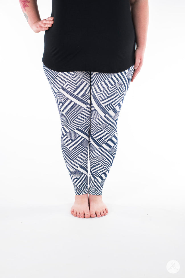 Parallel Universe Plus leggings - SweetLegs