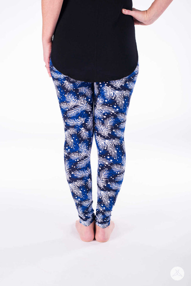 Night Fall Petite leggings - SweetLegs