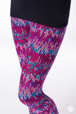 Yarnival Kids leggings - SweetLegs