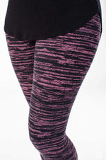 Pink Opal leggings - SweetLegs
