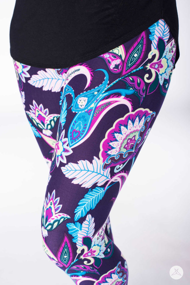 Wanderlust leggings - SweetLegs