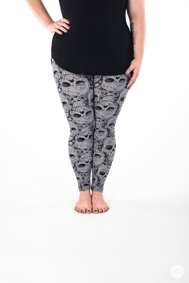 Renegade Plus leggings - SweetLegs