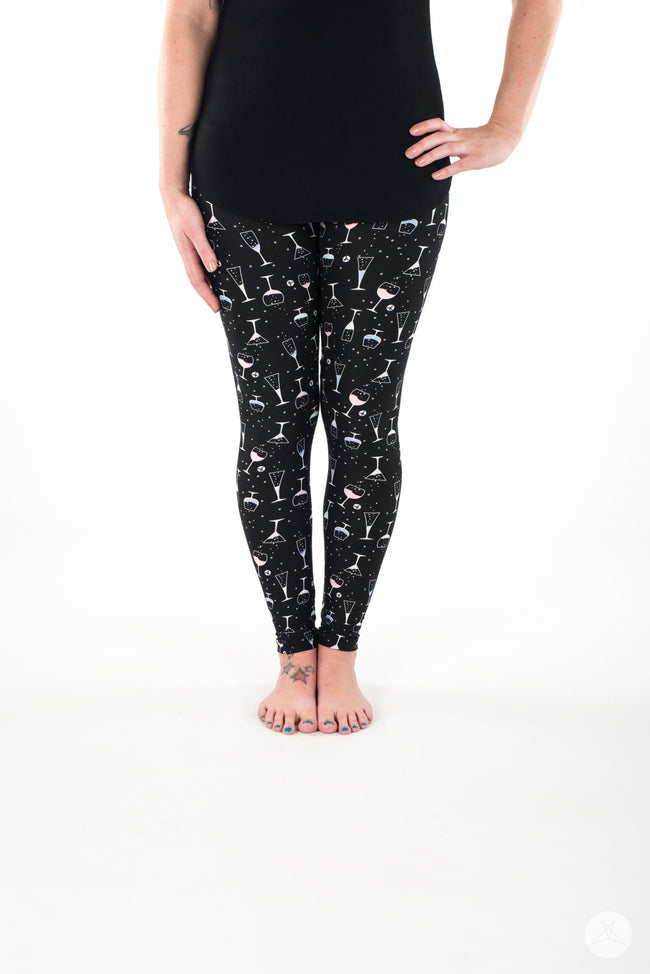 Manhattan leggings - SweetLegs