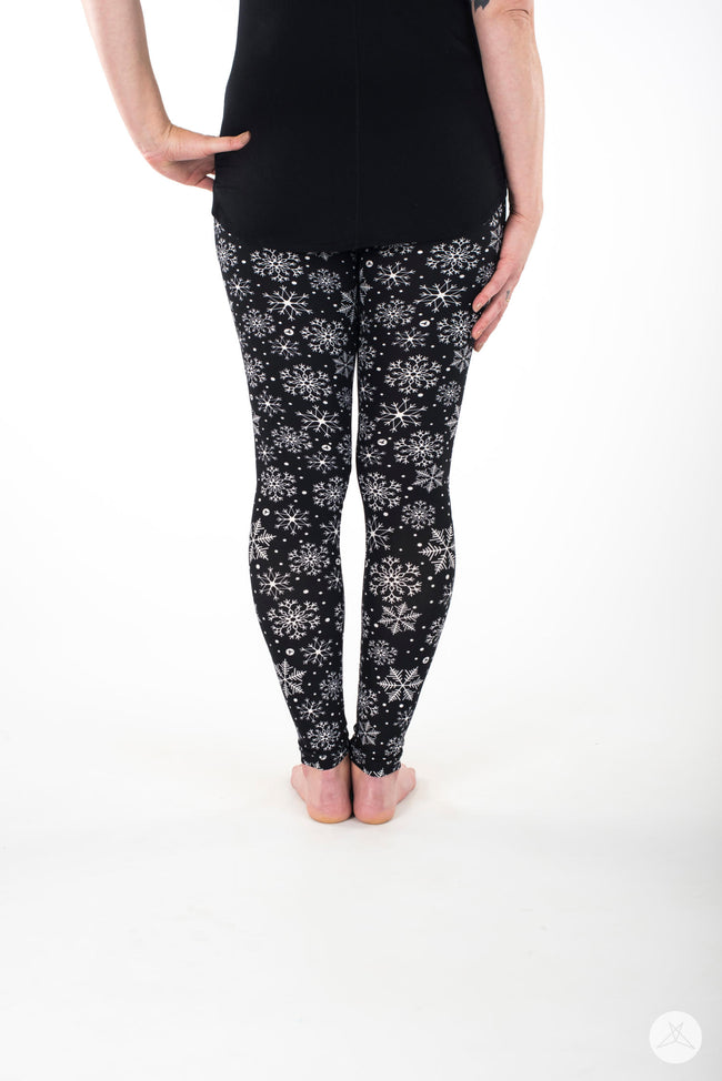 Snowbound leggings - SweetLegs