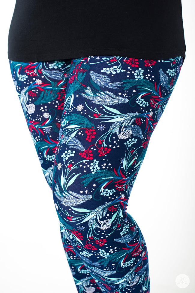 Mystic Mountain leggings - SweetLegs