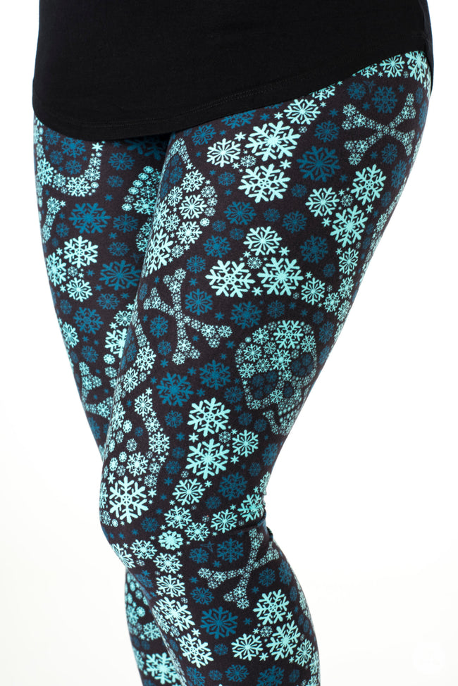 Chill Out Petite leggings - SweetLegs