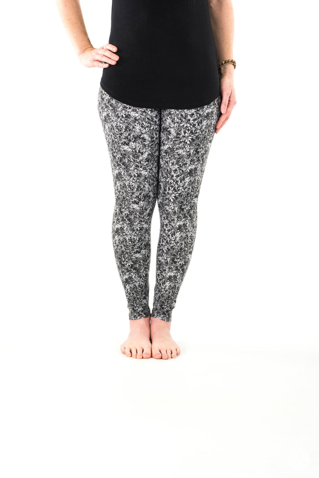 Winterfall Petite leggings - SweetLegs
