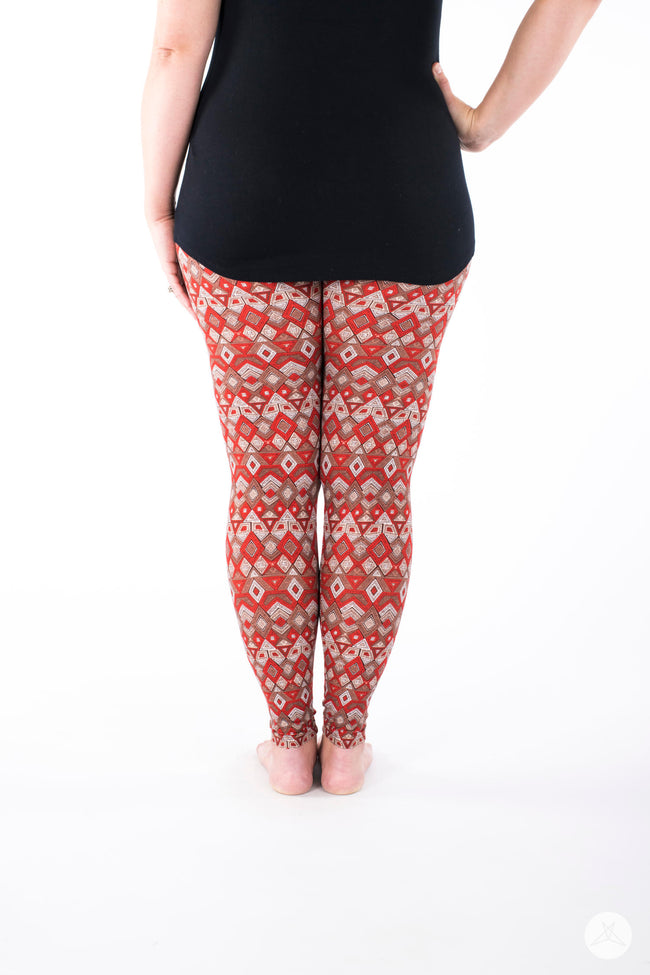 Tuscan Sun leggings - SweetLegs