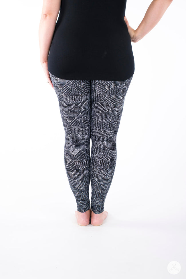 Labyrinth leggings - SweetLegs