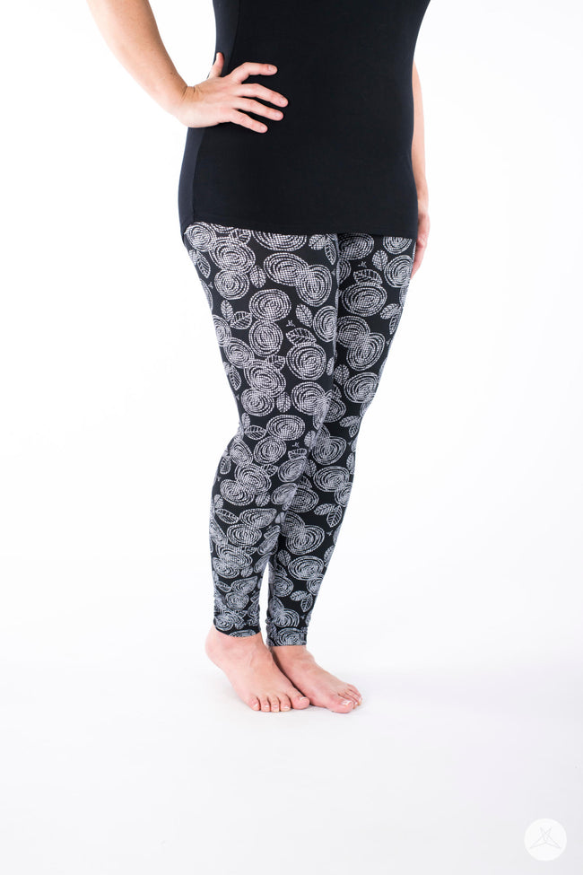 Grow Girl leggings - SweetLegs