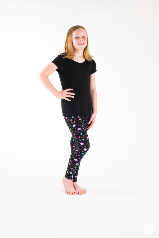 Stargaze Kids leggings - SweetLegs