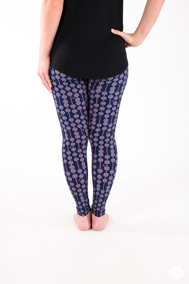 Wallflower Petite leggings - SweetLegs