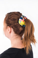 Tropical Punch Scrunchie