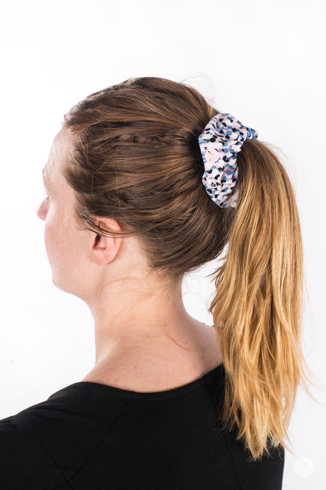 Mixed Opportunity Scrunchie