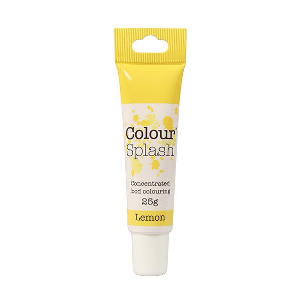 Lemon Colour Splash Gel 25g
