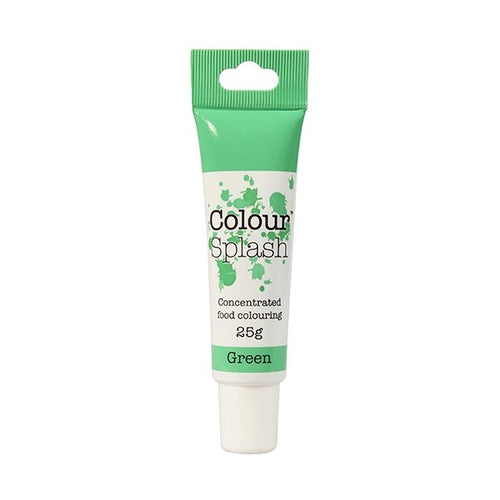 Green Colour Splash Gel 25g