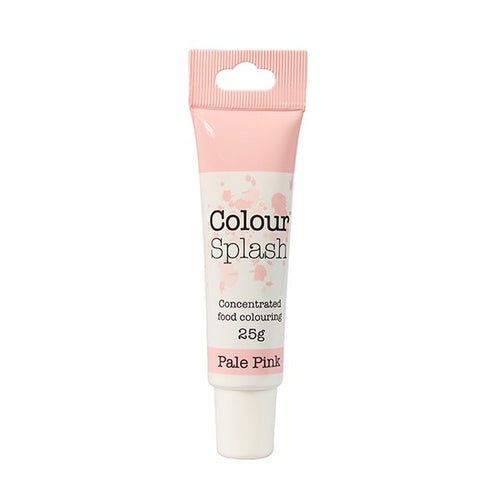 Pale Pink Colour Splash Gel 25g
