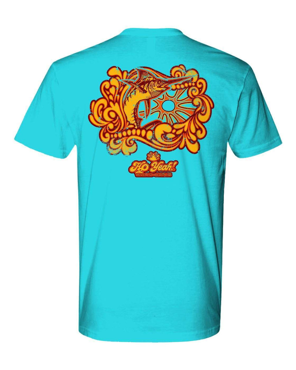 H2o Yeah! Sunsplash Marlin tee