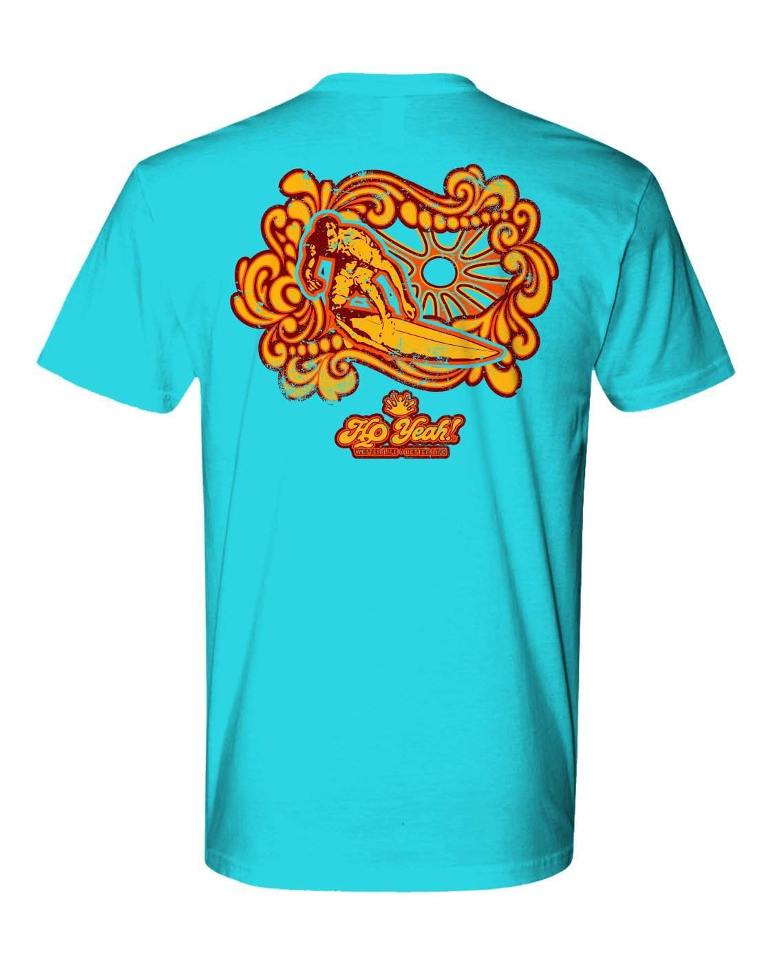 H2o Yeah! Sunsplash Surf tee