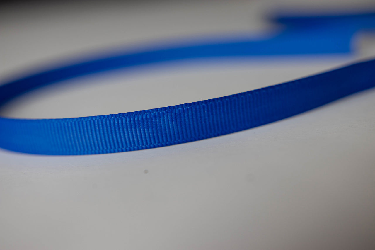 "3/8"" Blue Ribbon"