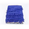 Royal Blue Bullion Fringe