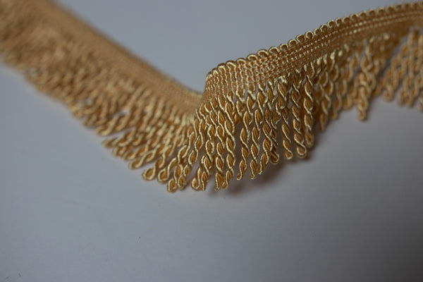 "1.5"" Gold Bullion Fringe"
