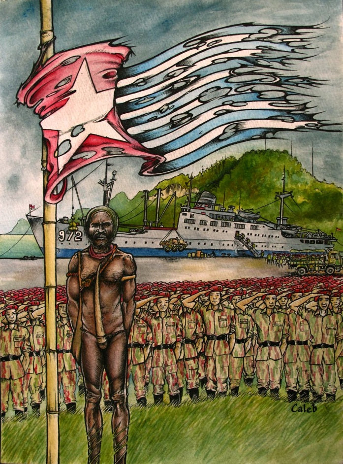 Foretelling the Self- Determination of West Papua