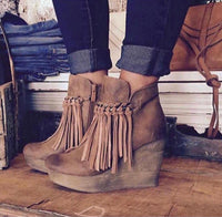 Must Have Fringe Wedges