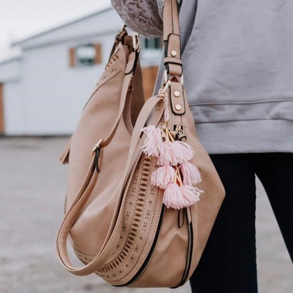 Expandable Boho Bag