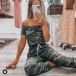 Comfy In Camo Jumpsuit