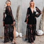 Belle Lace Maxi (Two Colors)