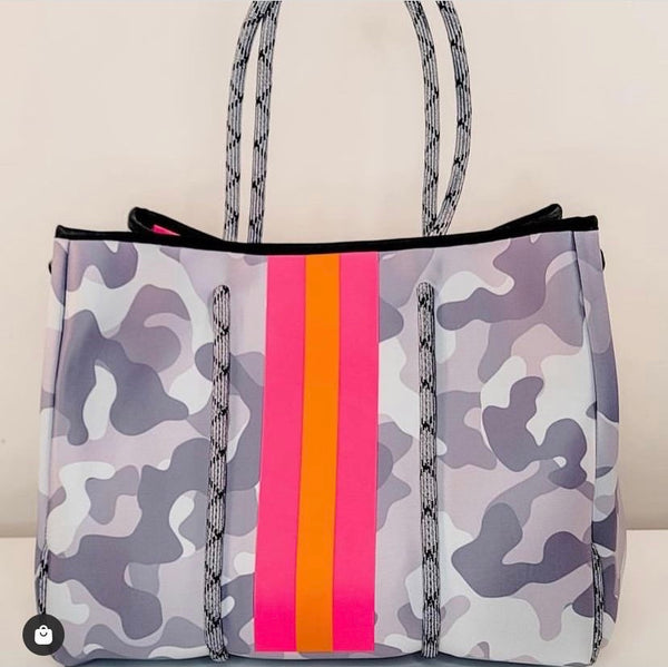 Camo Totes (Two Color Options)
