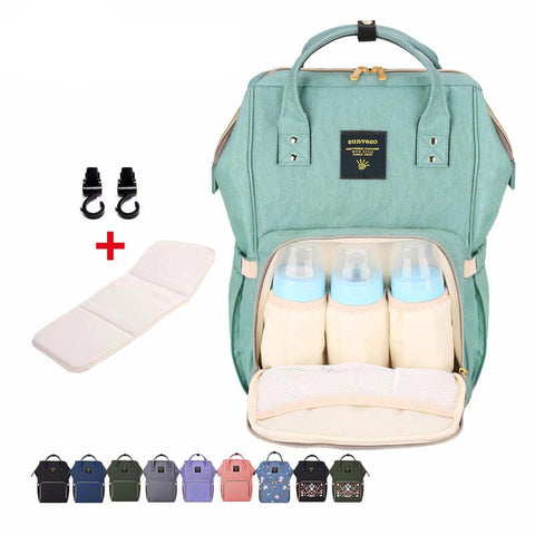 Diaper/Care Bag