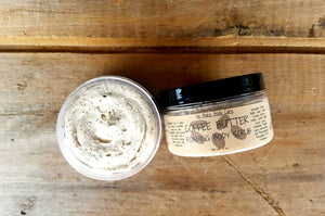 Coffee Butter Foaming Body Scrub