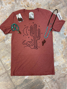 Desert Dally Kids Tee