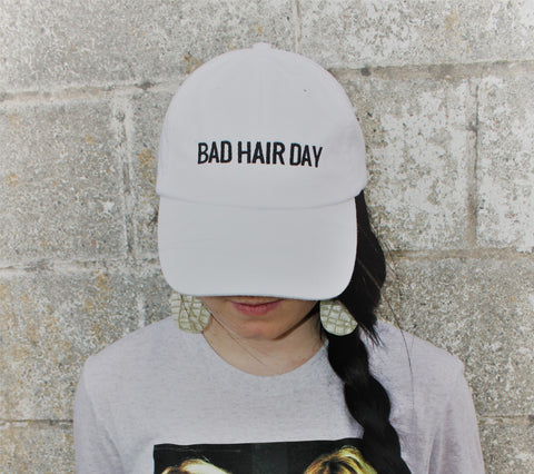 Bad Hair Day Cap