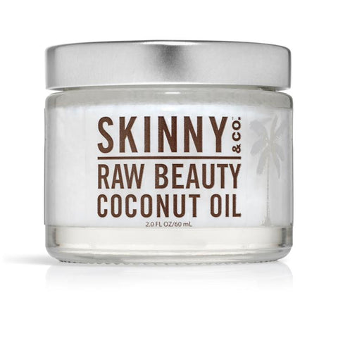 Raw Beauty Coconut Oil