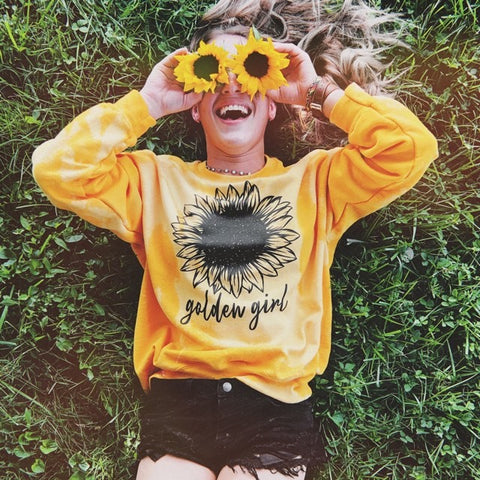 Golden Girl Sweatshirt