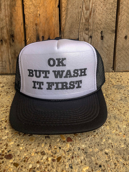 Inappropriate Trucker Hats