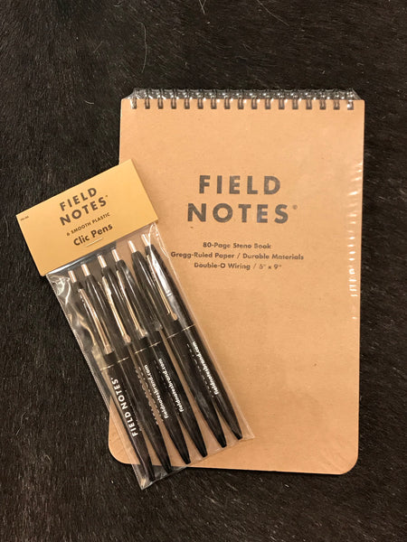 Field Notes Clic Pen Pack