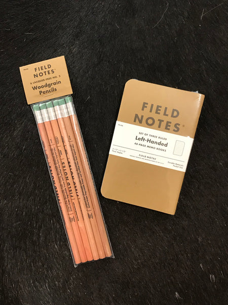 Field Notes #2 Pencils