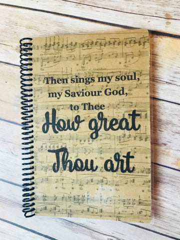 Prayer and Devotional Journal