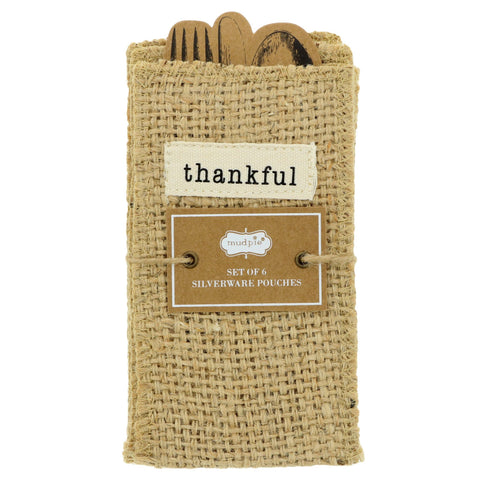 Thankful Utensil Holders
