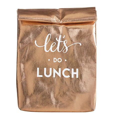 Let's Do Lunch Bag